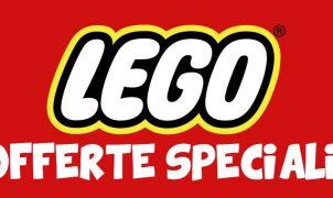 LEGO offerte sconti Amazon