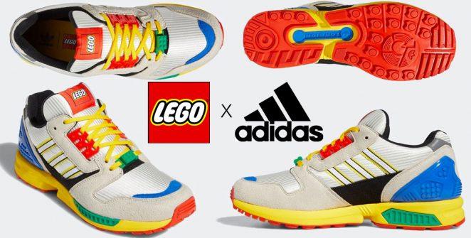 adidas LEGO ZX 8000