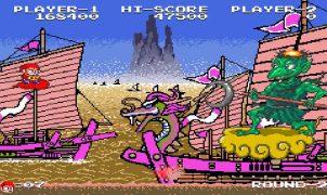 Chuka Taisen - NES trucchi