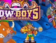 Trucchi Wild West C.O.W. Boys of Moo Mesa