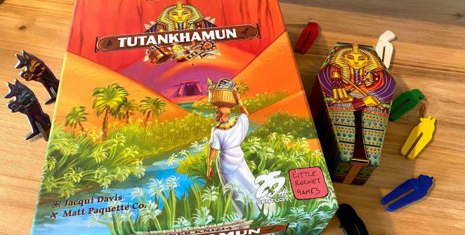 Tutankhamun Little Rocket Games