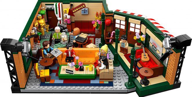 LEGO Ideas 21319 Central Perk Friends